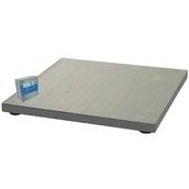 Inbouw vloerweegschaal H15-1500